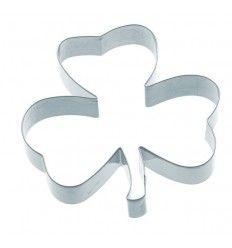 Cortador forma de trébol 12,5x11,5 cms