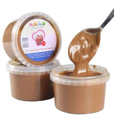 Relleno Praliné de Funcakes.325 g