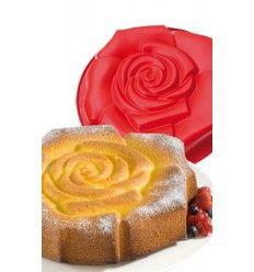 Molde silicona modelo Rosa