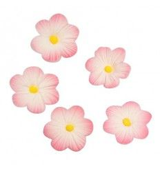 Flores de azúcar 12 ud