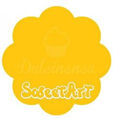 Fondant amarillo SweetArt 1kg