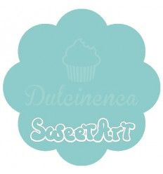 Fondant azul celeste SweetArt/pastkolor 250gr