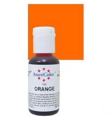 Colorante en gel Naranja Orange Americolor 21gr