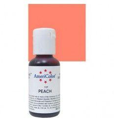 Colorante en gel Peach (melocotón) Americolor 21 gr