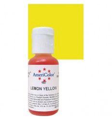 Colorante en gel Amarillo Limón Americolor 21 gr