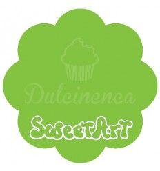 Fondant verde lechuga SweetArt 1kg