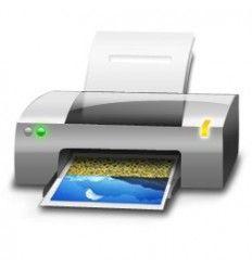 Impresión comestible en papel de azúcar