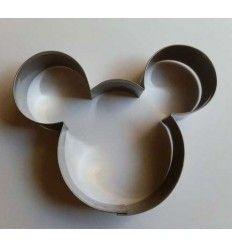 Cortador cara Mickey Mouse 8x6 cm
