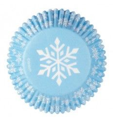 Cápsulas standard copo de nieve, 75ud