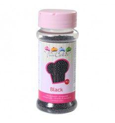 Nonpareils negro 80 gr