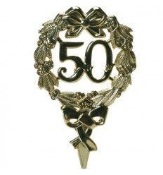 Pick 50 aniversario plástico