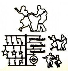 Cortador patchwork dance