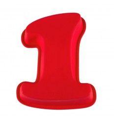 Molde silicona número 1