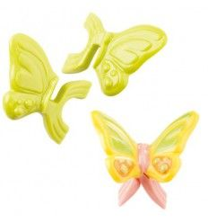 Molde mariposas para bombones