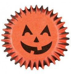 Mini Cápsulas Calabaza Halloween,100 Ud