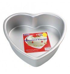 Molde corazón PME 30x7,5 cm