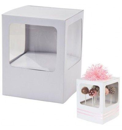 Caja para Cake Pops, 2Ud