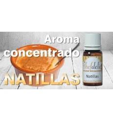 Aroma a Natillas , 10ml Chef delíce