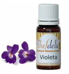 Aroma de violeta, 10ml Cheldelíce