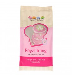 MEZCLA GLASA REAL (ROYAL ICING) 900g