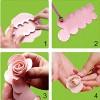 Cortadores rosa más fácil