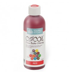 SK COCOL Colorante de Chocolate - Rojo, 75g