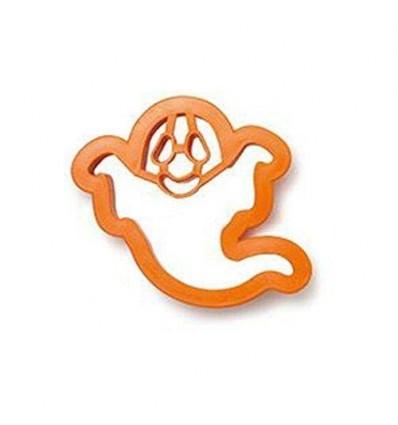 Cortador de galletas Fantasma con marcador 9 cm