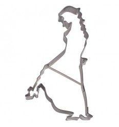 Cortador princesa zapatito