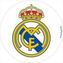 Oblea escudo Real Madrid