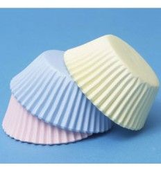 Cápsulas tonos pastel