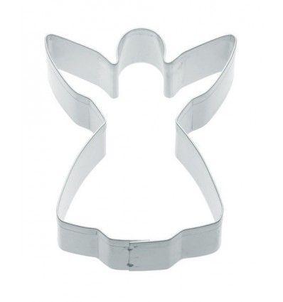 Cortador forma de ángel 7,5x8 cm