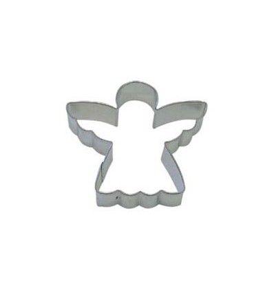 Cortador de galletas ángel 12 cm