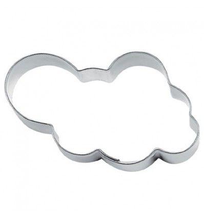 Cortador de galletas nube 6cm