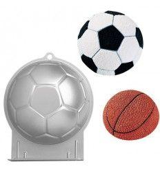 Molde balón de fútbol Wilton