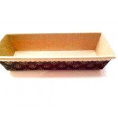 Molde para Plum Cake(20x6,5x4,5alto)