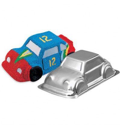 Molde hornear coche 3D 30 cm