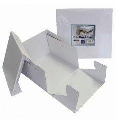 Caja para tarta PME 17.8x17.8x15 cm