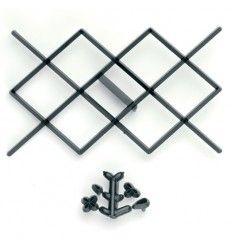 Patchwork Cortador Diseño Diamante