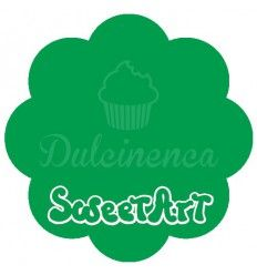 Fondant verde SweetArt 250gr