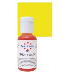 Colorante en gel Amarillo Limón Americolor 21 gr
