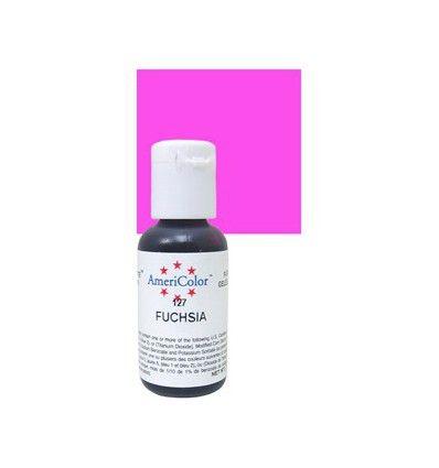 Colorante en gel Fucsia Americolor 21 gr