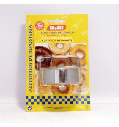 Cortador de roscos y donuts 7,5 cm