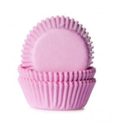 Cápsulas rosas mini