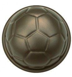 Molde para tartas pelota fútbol 22,5 cm