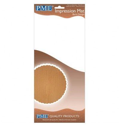 Tapete impresión textura madera, corteza de árbol 15x30 cm