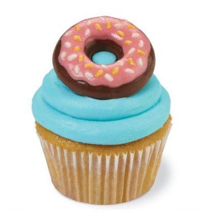Molde para chocolate forma donut