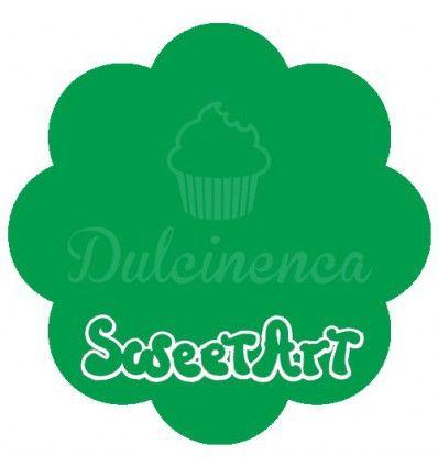 Fondant verde SweetArt 1kg