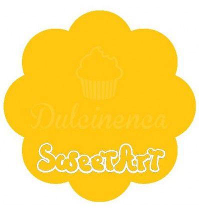 Fondant amarillo SweetArt/Pastkolor 250gr