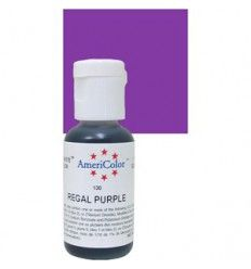 Colorante en gel REGAL PURPLE Americolor 21 gr