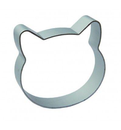 Cortador cabeza Hello Kitty 6x6 cm